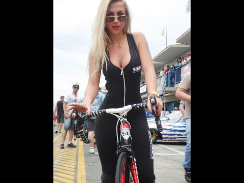 BIKE SPEED RECORD 90MPH / 145 KMS /HORA PUBLIC HIGHWAY