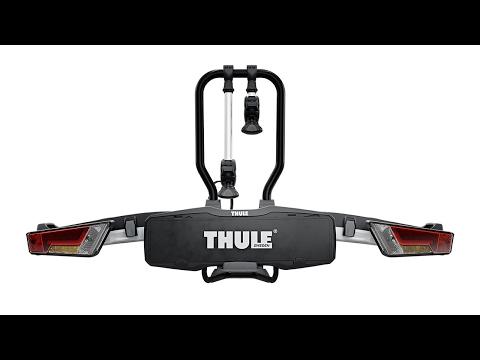 Towbar Bike Rack – Thule EasyFold XT (2-bike)