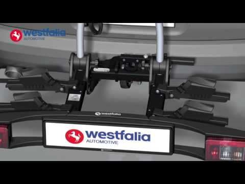 Westfalia-Automotive - Fahrradträger BC 60