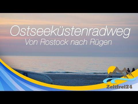 Ostseeküstenradweg - Eine Fahrrad Reise von Rostock nach Rügen