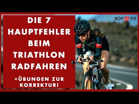 Die 7 Hauptfehler beim Triathlon Radfahren + Übungen zur Korrektur!