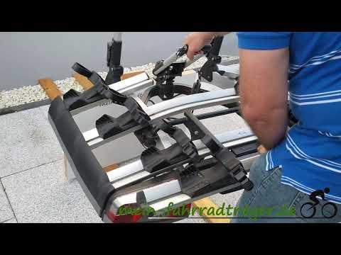 Unser Test vom Atera STRADA EVO 3 Fahrradträger