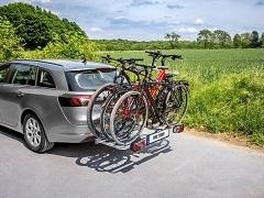 Eufab Bike Three montiert