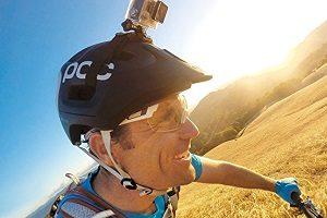 GoPro Velvet Helmet Strap Kopfbandhalterung