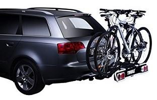 MTB Fahrradträger Anhängerkupplung (AHK)
