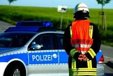 Polizei Autobahn