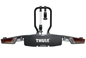 Fahrradträger Anhängerkupplung Test Sieger Thule Easyfold XT 2