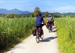 Trekkingrad lange Touren